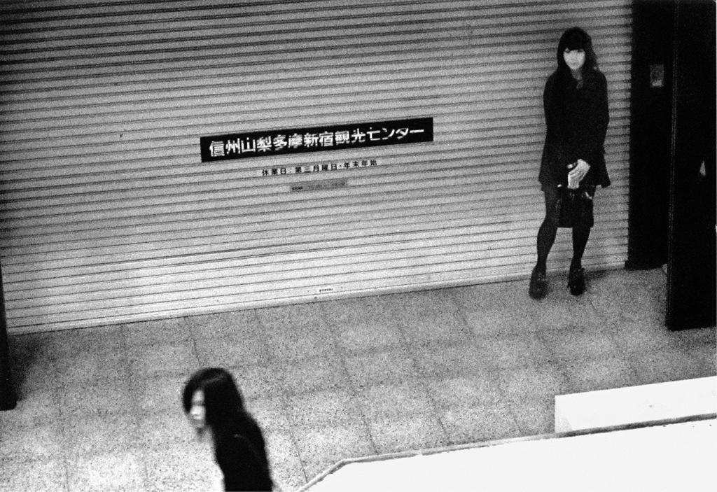 Endversion Shinjuku Station neu