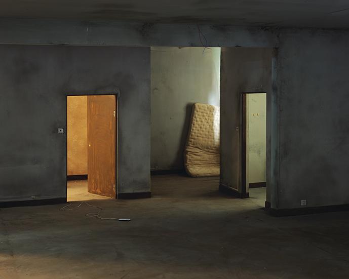 two room apartment 120 x 100 cm