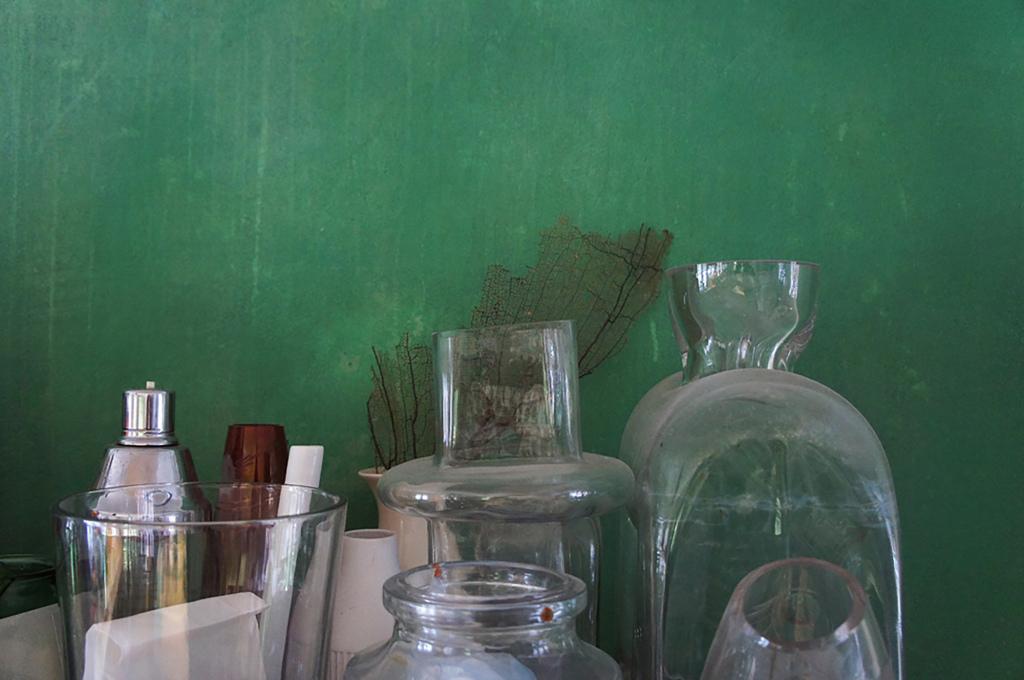 bottles 58cm x 38,0 cm  Edition of 5