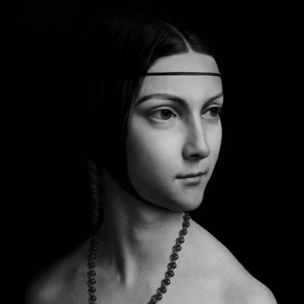 人工剧团--不知名妇女肖像Artificial Theater - Profile Portraits of Unknown Women 2012 100x100cm 70x70cm (12) kopie