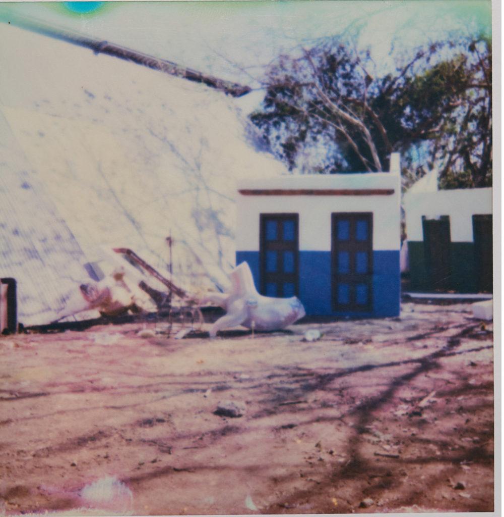 polaroid maison