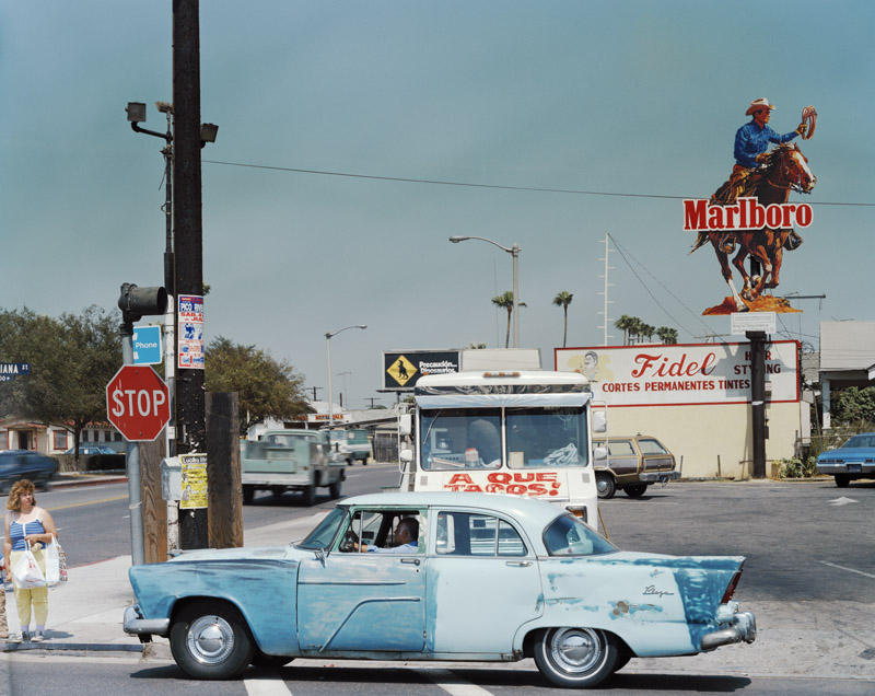 Indiana Street at Brooklyn Avenue | East Los Angeles, June 26, 1987