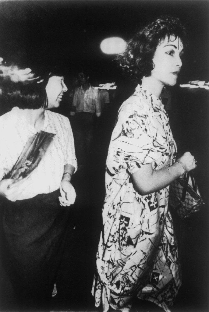Miss Lin, Guangzhou, 1989