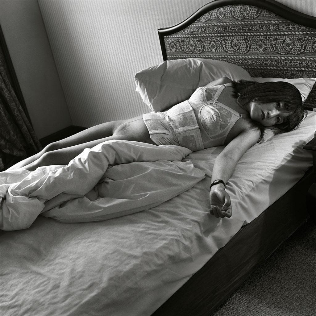 ZHAO MING, BEIJING, 2000