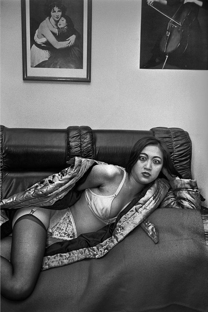 MISS WANG, BEIJING, 1989
