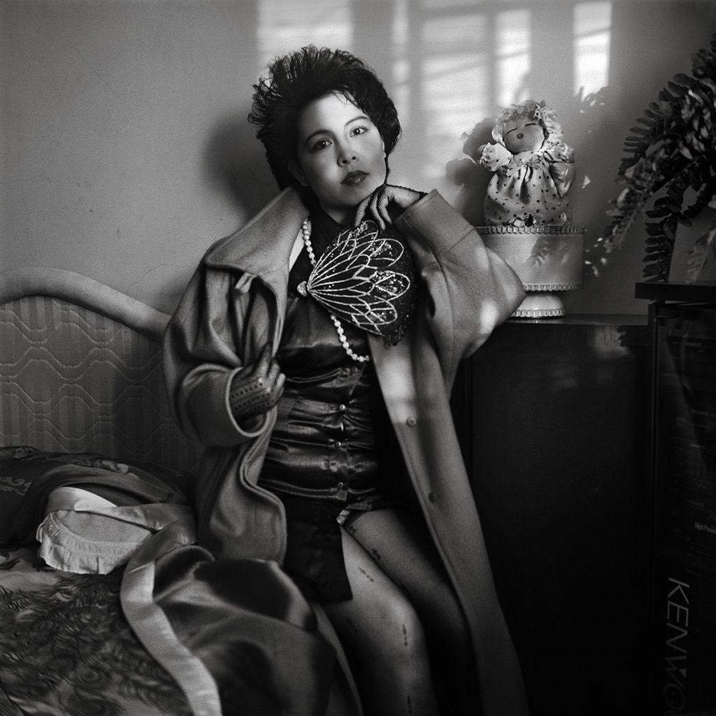 Zhao Yiping, Guangzhou, 1989