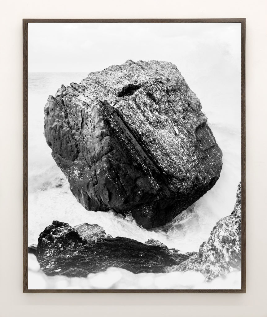 Black Rock, 2019, 98 x 78,4 cm, Archival Pigment Print, Edition of 5