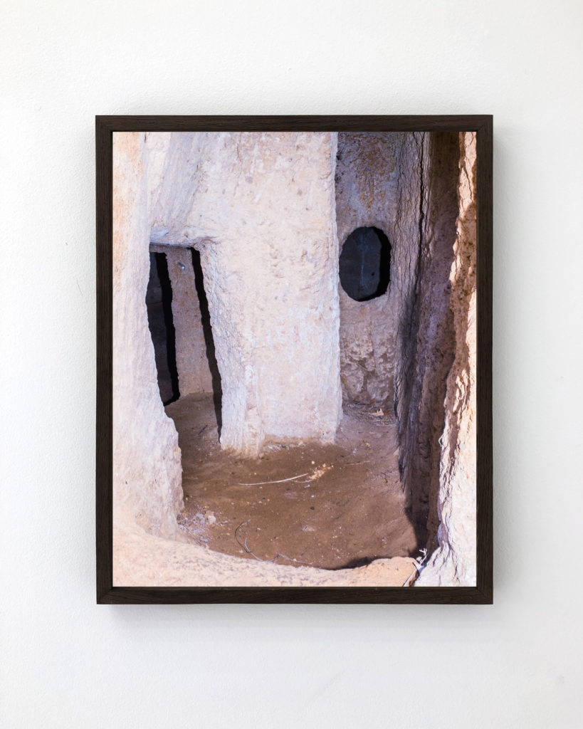 Cave Entry, 2019, 32 x 25,6 cm, Archival Pigment Print, Edition of 5