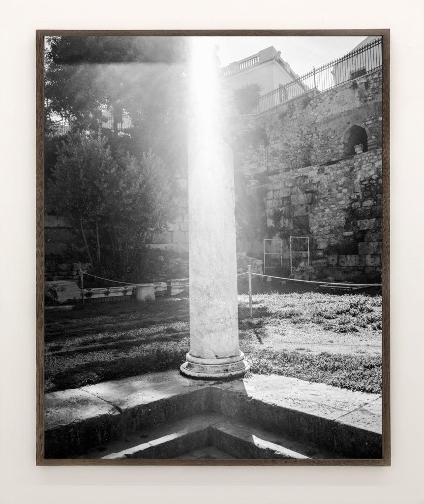 Pillar 02, 2017, 98 x 78,4 cm, Archival Pigment Print, Edition of 5