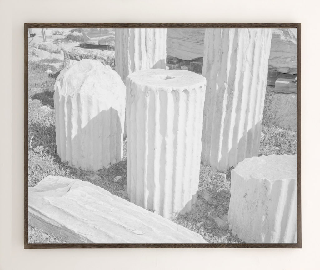 Pillars, 2019, 98 x 78,4 cm, Archival Pigment Print, Edition of 5