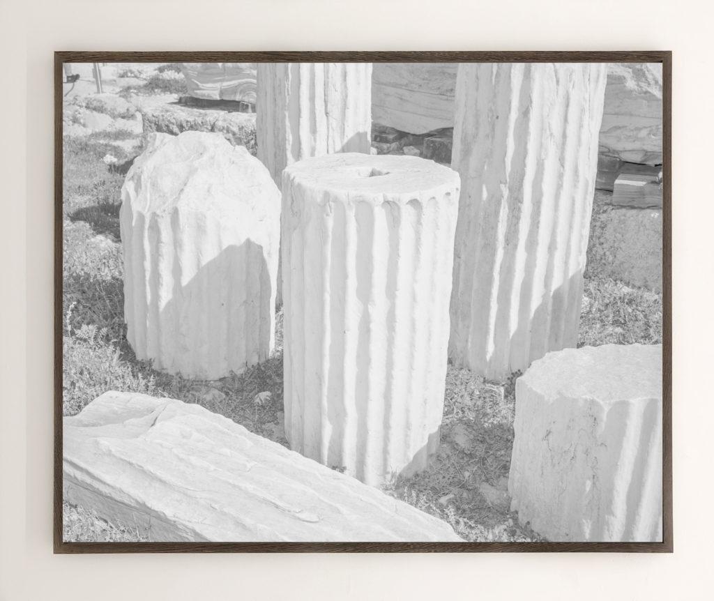 Pillars, 2019, 98 x 78,4 cm, Archival Pigment Print, Edition of 5