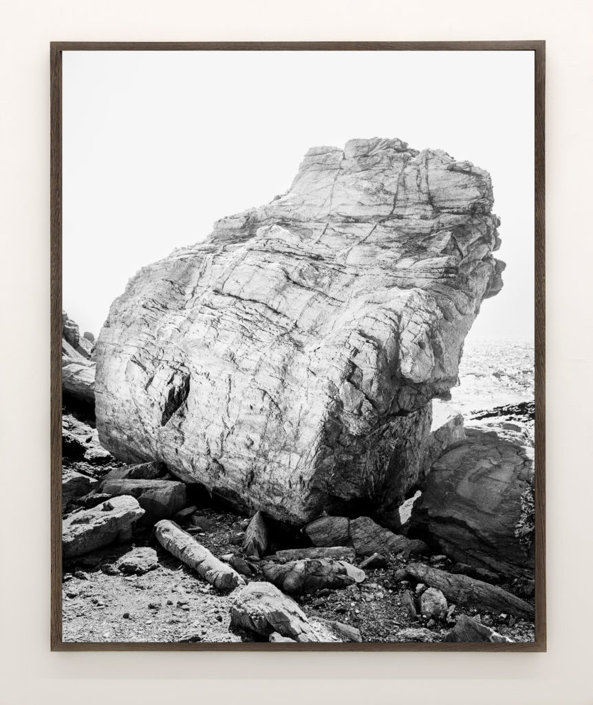 Rock 01, 2017, 98 x 78,4 cm, Archival Pigment Print, Edition of 3