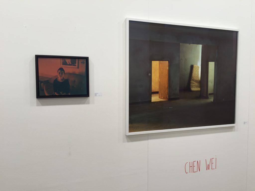 Chen Wei Unseen fair