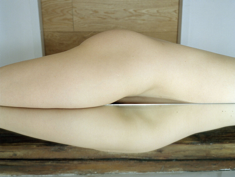 Mirror play  37cm x 50 cm