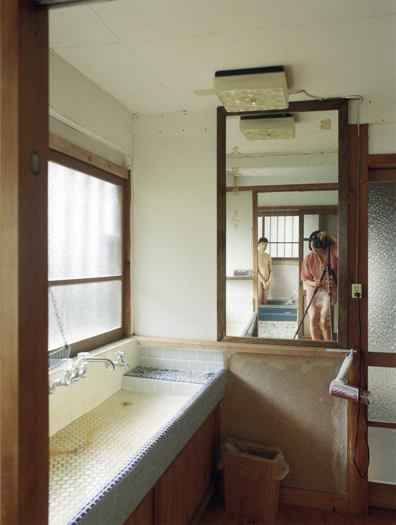 Osakaya Bathroom, 2018, 75 x 100 cm, Edition of 3