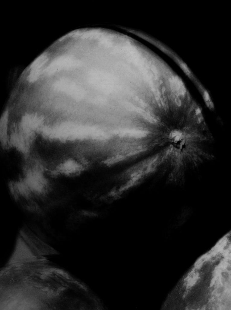 Yummy seed in her Tummy, 2020, Silver Gelatin Print, 15 x 20 cm, Framed 40 x 50 cm, Ed. 5 + AP