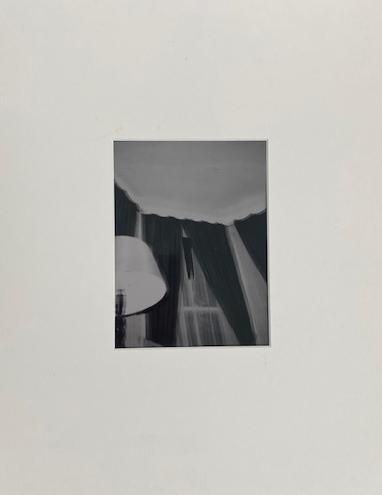 Nightshift, 2020, Silver Gelatin Print, 15 x 20 cm, Framed 40 x 50 cm, Ed. 5